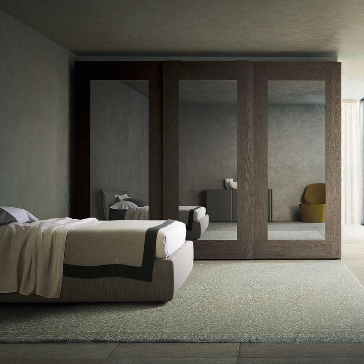Oltre 25 fantastiche idee su armadio a specchio su - Armadio ripostiglio da interno ...