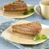 CAKE PISANG COKELAT Sajian Sedap