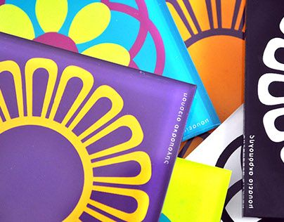 Plexiglass coasters designed and produced exclusively for Acropolis museum shop.