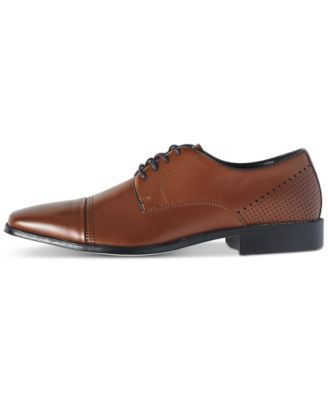 Unlisted by Kenneth Cole Men's Lesson Plan Oxfords – Brown 7