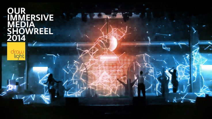 Immersive Media Showreel 2014 - Projection Mapping, Interactivity and ma...