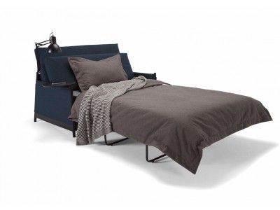 Neat sofa bed - two different mattresses