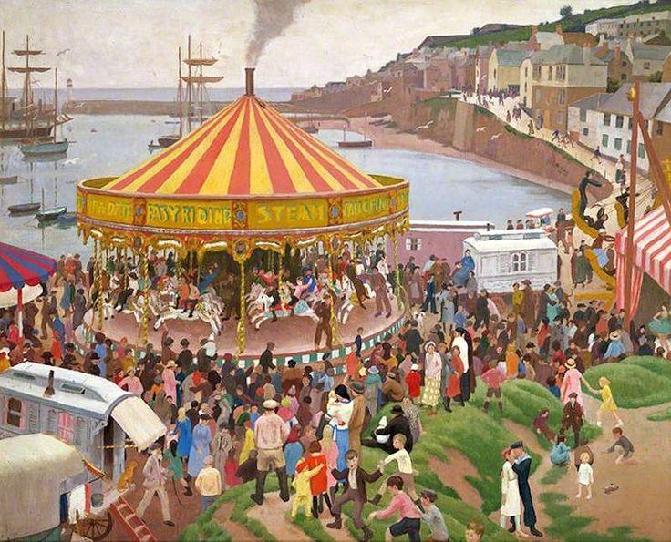 Ernest Procter: La Escuela de Newlyn » Trianarts
