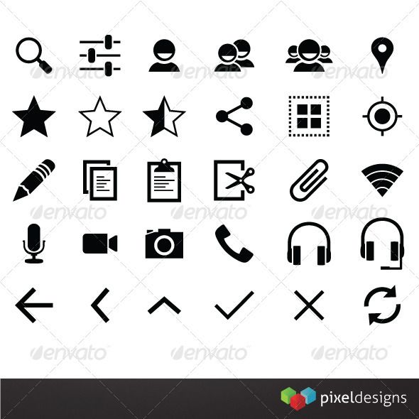 30 Smart Phone Framework Icons  #GraphicRiver         30 Android framework icon for designer. 100% vector, layered Ai file.     Created: 3April12 GraphicsFilesIncluded: AIIllustrator Layered: Yes MinimumAdobeCSVersion: CS Tags: android #framework #google #googleandroid #icon #icons