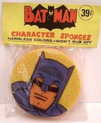 BAT - BLOG : BATMAN TOYS and COLLECTIBLES: Photos - RARE Vintage 1960's BATMAN Merchandise