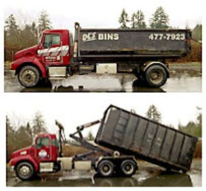 Bin and Recycling Center