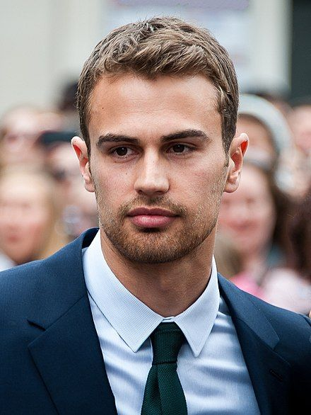 "Theo James [born Theodore Peter James Kinnaird Taptiklis; 16 December 1984; height 1.83m] is an English actor, known for portraying the role of Tobias ""Four"" Eaton in the film adaptations of The Divergent Series. He played Jed Harper in the supernatural television series Bedlam (2011), Detective Walter William Clark, Jr. in the crime-drama series Golden Boy (2013), and David in the films Underworld: Awakening (2012) and Underworld: Blood Wars (2016)"
