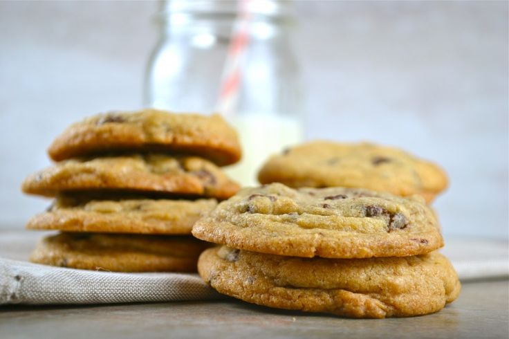 Crispy, Chewy, and Soft Chocolate Chip Cookies | Recipe