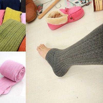 New Women's Winter Warm Comfortable Cotton Pants Stirrup Leggings