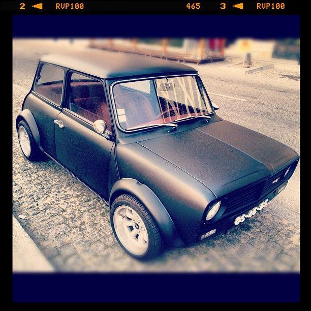 Mini Cooper, el pasado más futurista