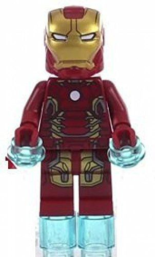 LEGO Marvel Super Heroes Iron Man MK 43 Minifigure from Set 76032