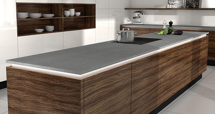 ber ideen zu betonarbeitsplatte auf pinterest kuechen betontisch und betonboden. Black Bedroom Furniture Sets. Home Design Ideas