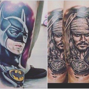 @aitorjimenez_tattoo nos encanta tu trabajo y te hemos mencionado con cariño como uno de los mejores #tatuadores del mundo http://ift.tt/2k2VDGH