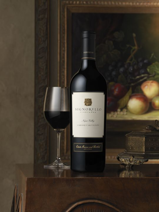 #CosimoCommissos rich flavour profile and intense aroma have earned the #Cabernet #Sauvignon2010 an air of sophistication.