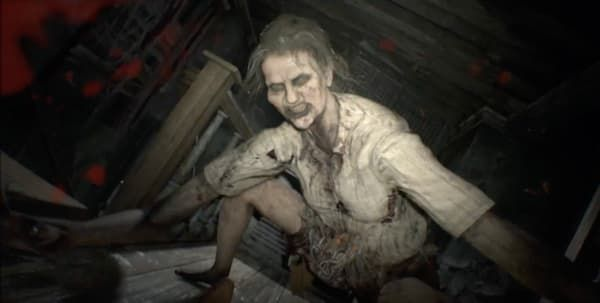 resident evil 7 marguerite fight