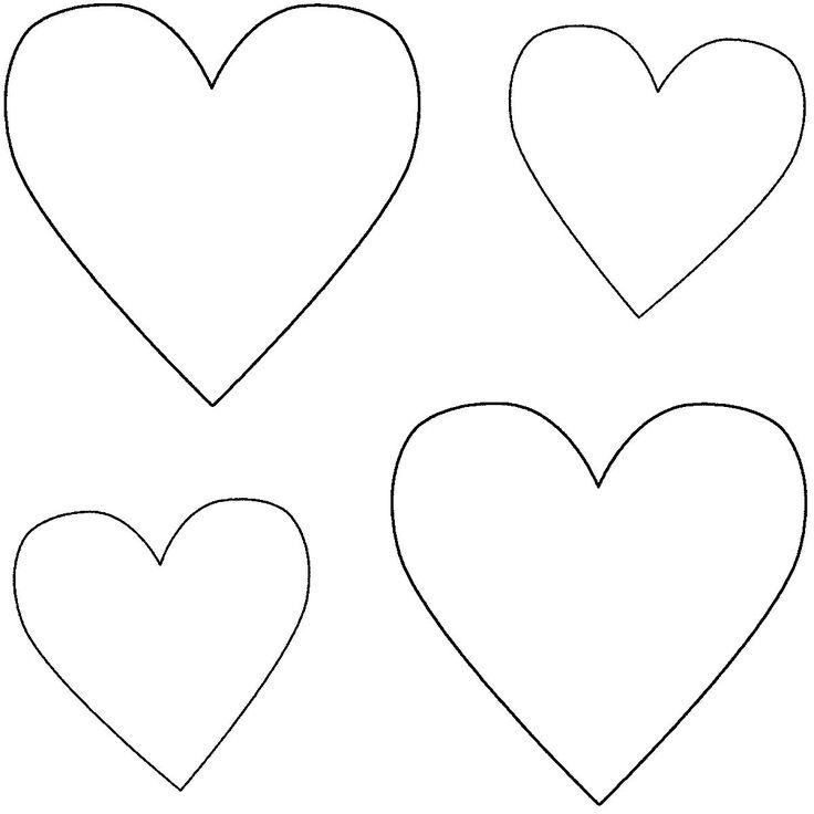 Shapes Hearts Are Many