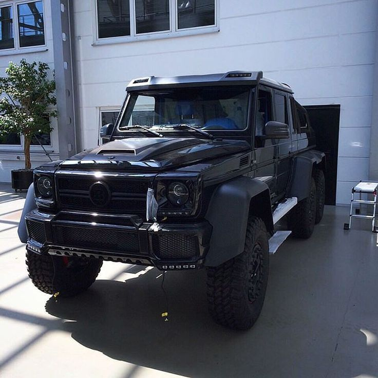 brabus mercedes benz g63 amg 6x6 from brabus headquarters in germany absolutely beast fully. Black Bedroom Furniture Sets. Home Design Ideas
