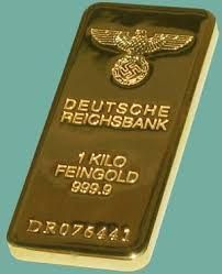 Image result for nazi gold coin