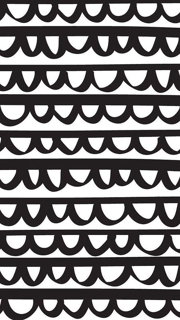 Frills | iPhone 6 Wallpaper