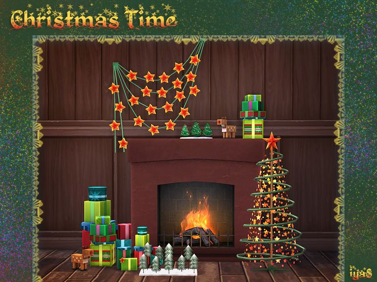 7 Best Sims 4 Christmas Images On Pinterest