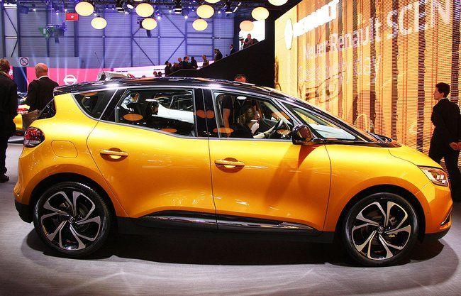 Salon Genève 2016 : Renault Scénic 4