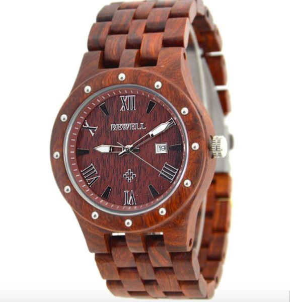 Classic Wood Watch - Woodary