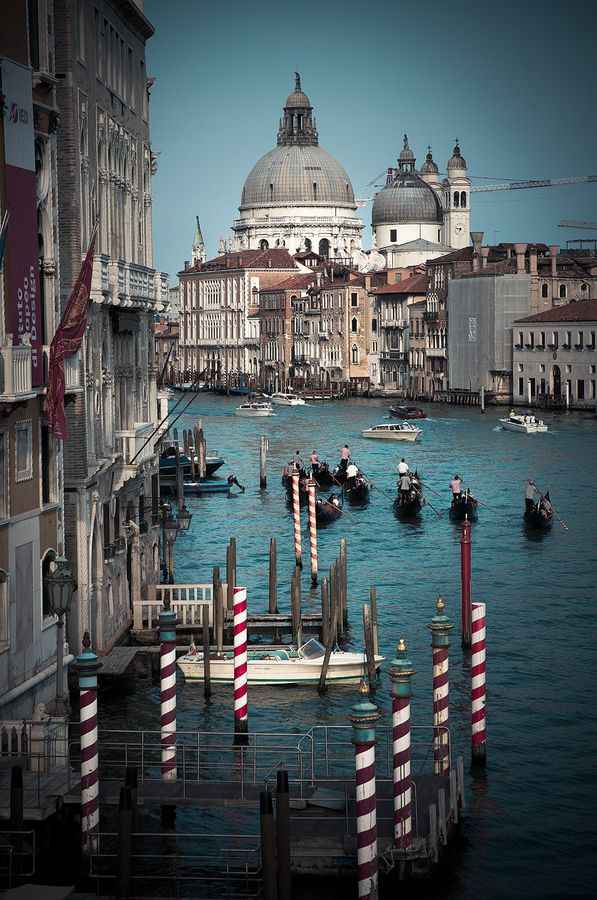 "Venice - Setting of ""The Merchant of Venice"" and ""Othello"" #venice #italy #shakespeare"