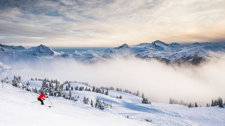 We're still receiving record-setting weather this winter! Whistler has already had over 500cm this year so you can be sure that the snow will be great no matter when you decide to hit the slopes! Here's a link to the up-to-date snow reports for Whistler Blackcomb: https://www.whistlerblackcomb.com/mountain-info/snow-report