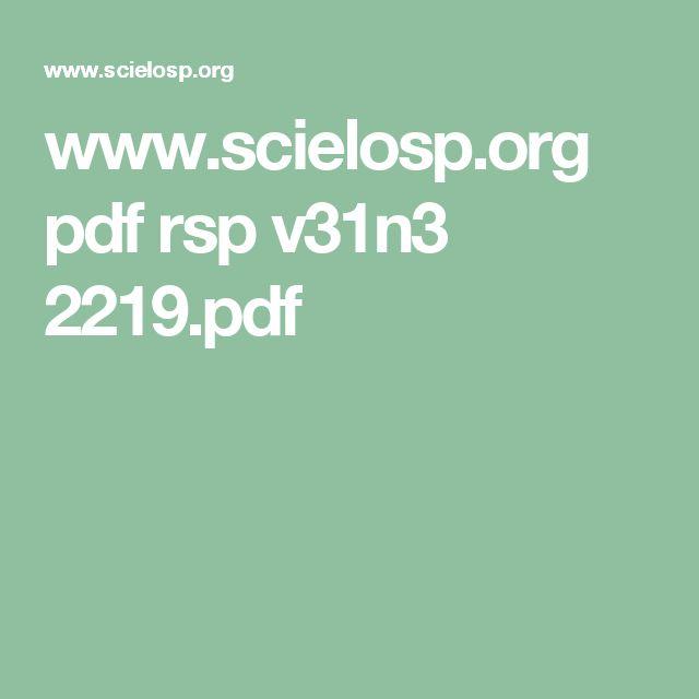 www.scielosp.org pdf rsp v31n3 2219.pdf