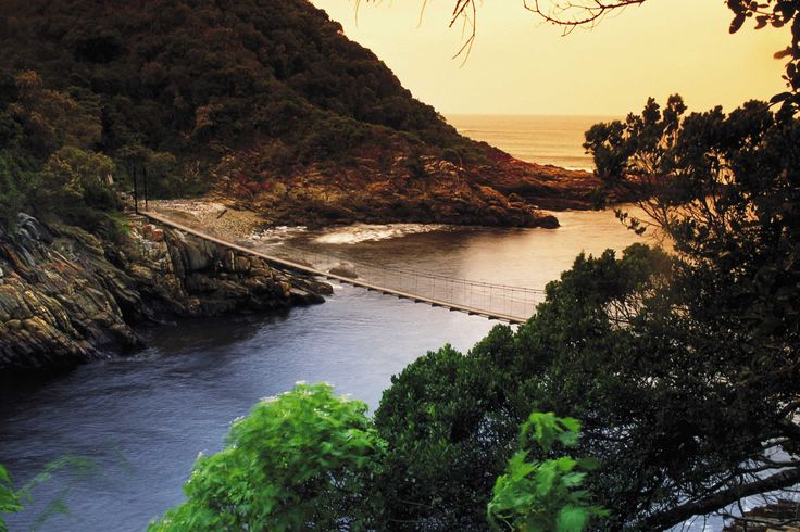 Storms River -Eastern Cape South Africa