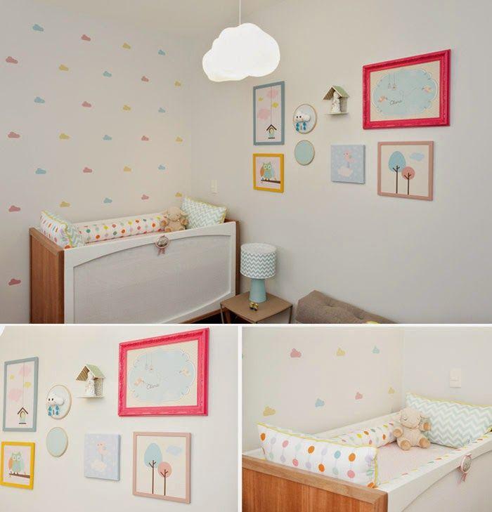 Uaua baby quarto Clara