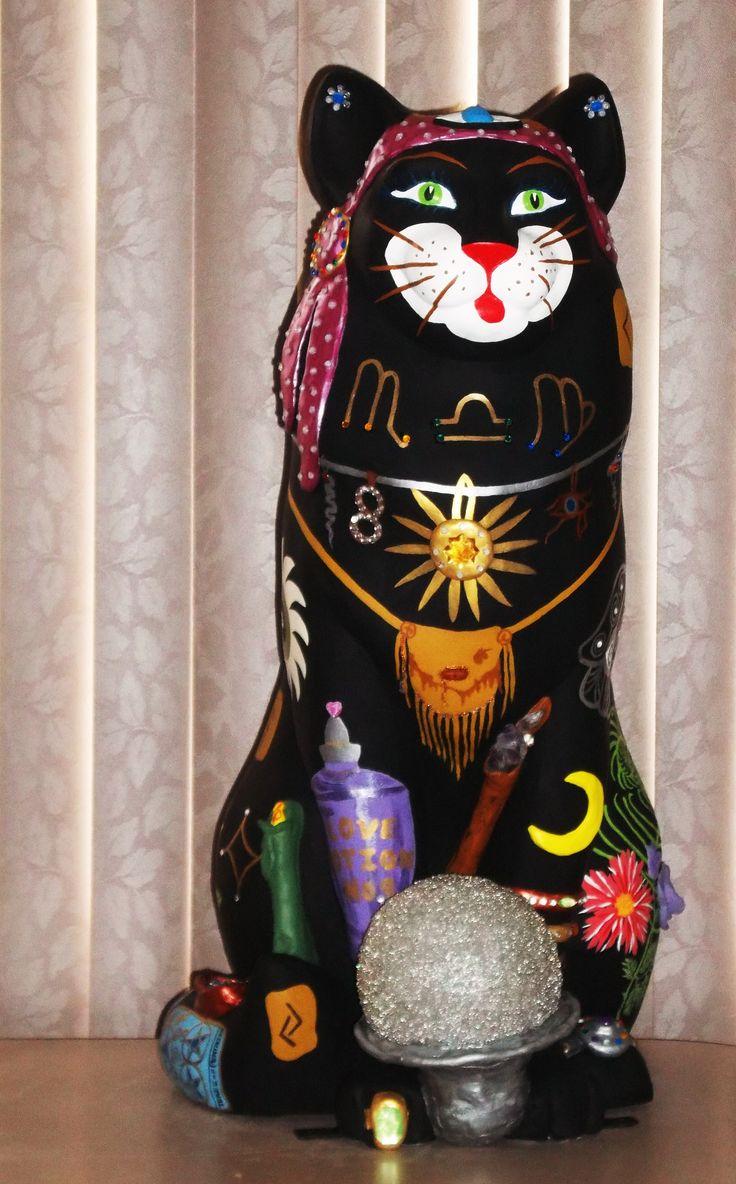 Fortune Teller | Fortune teller, Fortune telling, Vintage ... |Gypsy Fortune Teller Symbols