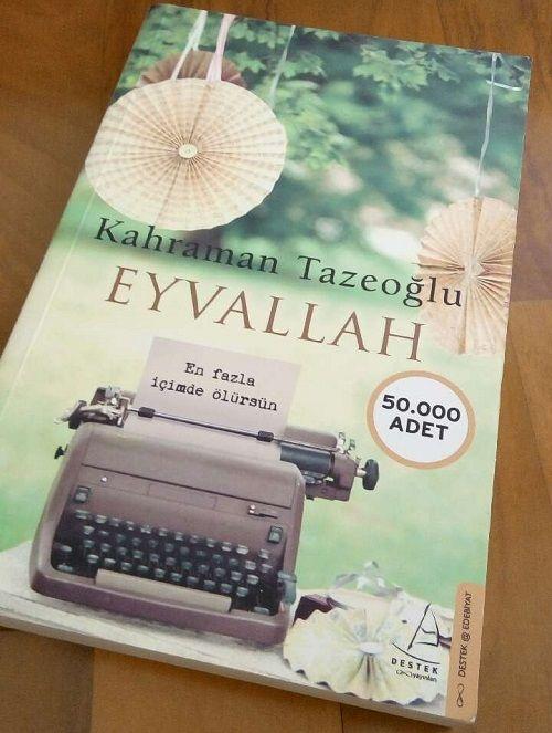Ne Kitap Okusak: Eyvallah- Kahraman Tazeoğlu