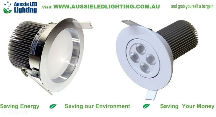 Quality LED downlights from Aussie LED Lighting by AussieLEDlighting - $15.00