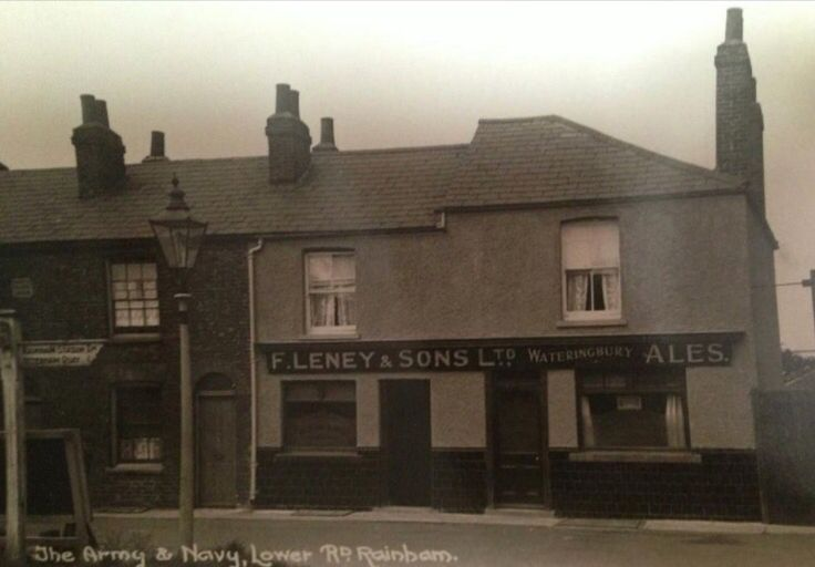 Army & Navy Pub, Lower Rainham, Kent