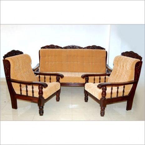 Old Wooden Sofa Set Designs