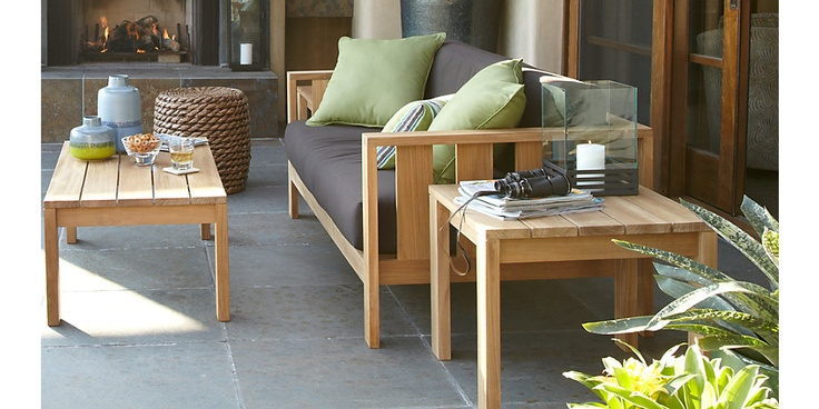 Ventura Quartz Lounge Chair With Sunbrella Cushions