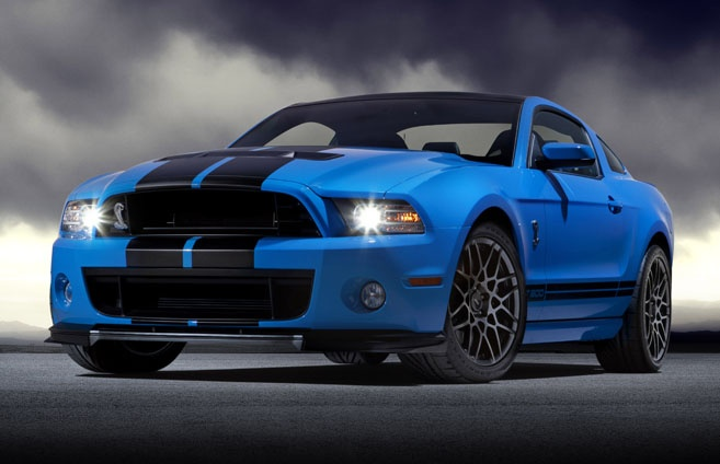 2013 Shelby GT 500™