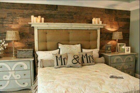 Slaapkamer Mr&Mrs