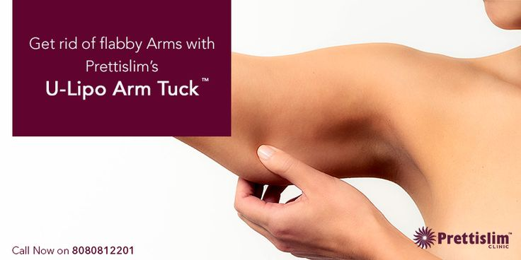 #U-Lipo Our U-Lipo Arm Tuck™ will keep your arms toned even in the monsoons!  Chat with a Prettislim Doctor NOW: www.bit.ly/ChatWithOurDoctor #fattofit