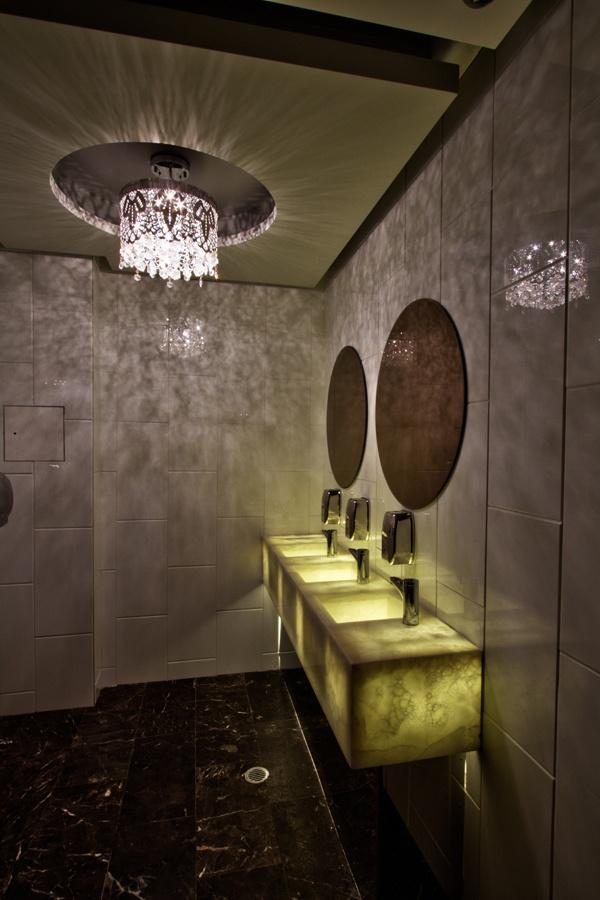 Vanity Nightclub Bathroom 75 best restaurant/bar/club toilets images on pinterest | bathroom