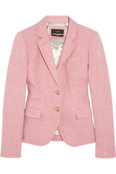 herringbone wool jacket- I'm a cardigan girl- but exceptions can be made!!!!!!