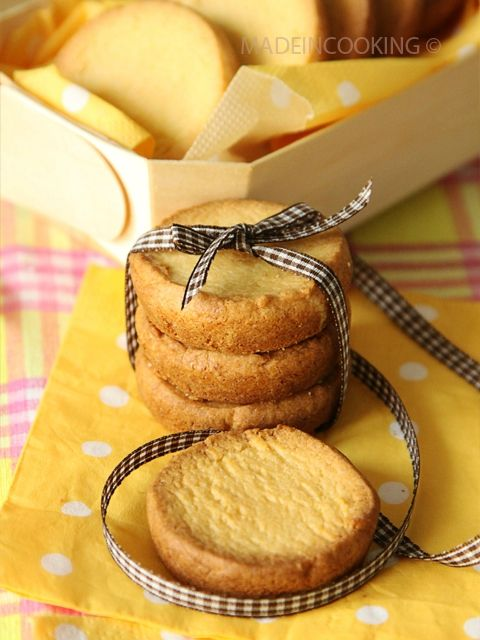 Recette Palets bretons - Made In Cooking
