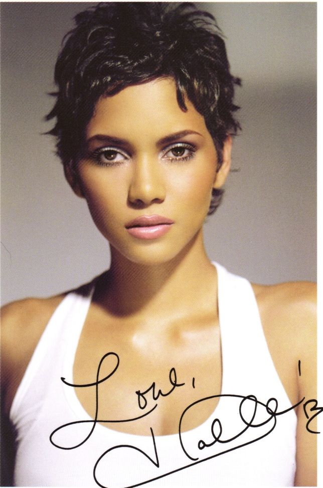 Halle Berry is not the most beautiful black woman in the world