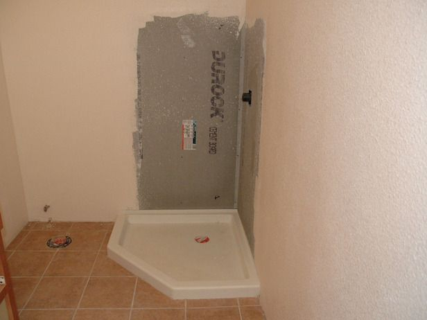 How To Install An Acrylic Shower Tray And Stall Acrylics