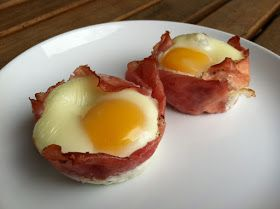 A Taste of Home Cooking: Ham, Egg and Cheese Cups