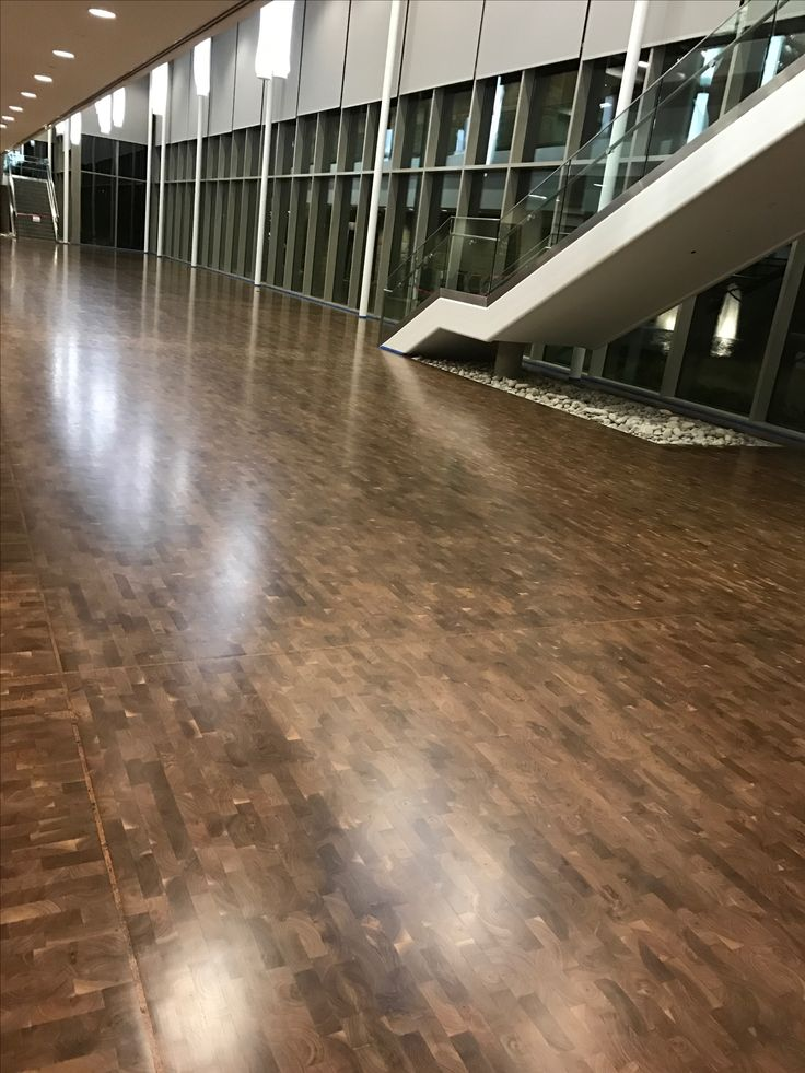 The Ultimate Commercial Wood Floor - End Grain. Can't beat the beauty of - 70 Best Images About Project Portfolio On Pinterest Hardwood