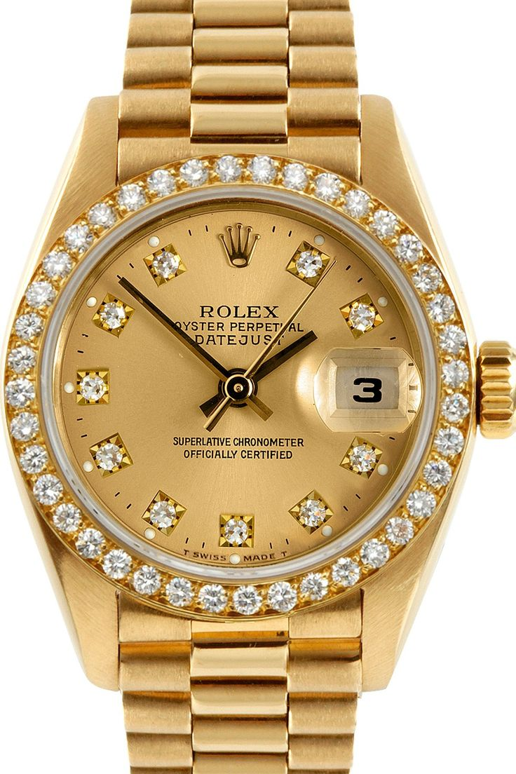 25+ best ideas about Ladies Rolex Watches on Pinterest ...