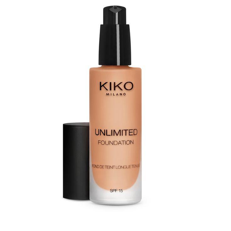 Acquista online il fondotinta fluido a lunga tenuta che garantisce un make up perfetto e impeccabile per tutto il giorno..