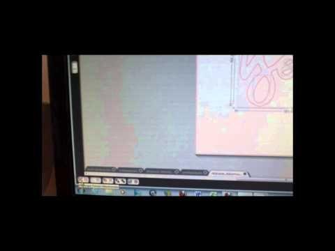 tutoriel silhouette Cameo (en français) : comment couper vos brushes